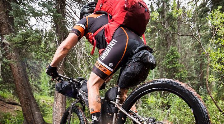удобный велорюкзак