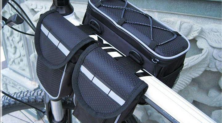 велосипидная сумка на раму