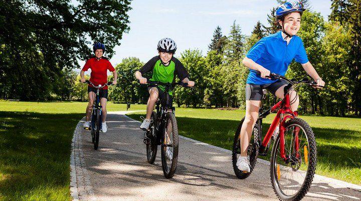 Подростковые модели велосипедов