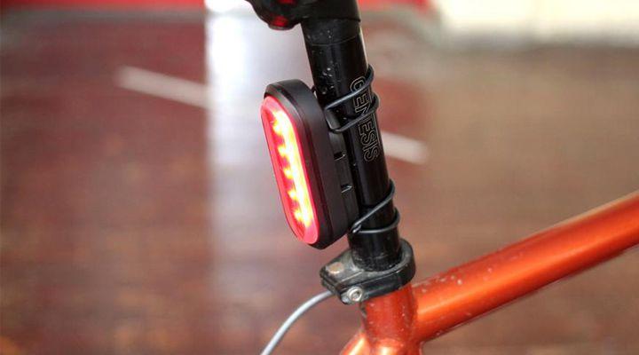 мигалка велосипедная