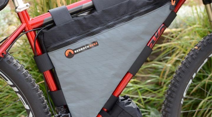 сумка в раму велосипеда