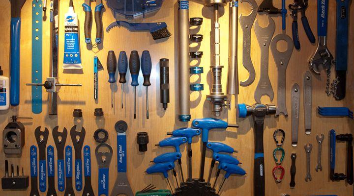 продвинутые велоинструменты